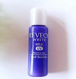 ヤクルト化粧品の【リベシィホワイトシリーズ】の【UVカットミルクローション】のご紹介と実際に使ってみた感想と口コミです。