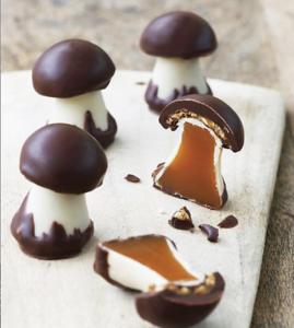 ミッシェルクレイゼルのチョコレート【シャンピニオンキャラメル】