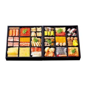 2022の京都吉兆のおせち料理、151200円、姫子の美的生活